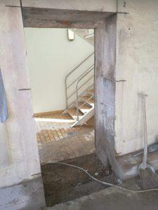 Väggsågning i betong